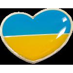значок - Україна в серці