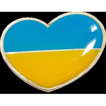 значок – Украина в сердце