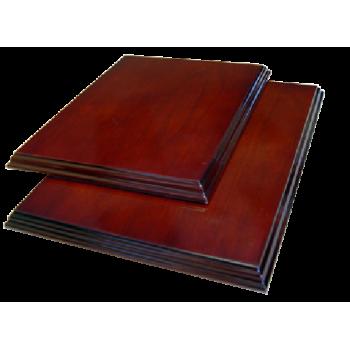 деревянная подложка для диплома (формат А5)