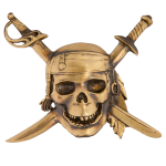 Веселый Роджер / Пиратский череп