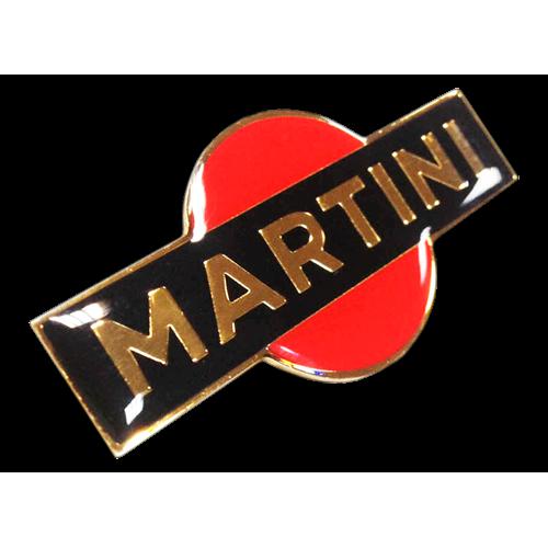 Металева шильда - MARTINI