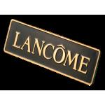 Metal label, branding - Lancome