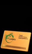 We design and manufacture customized metal business cards, club and corporate cards,